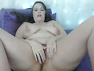 Bbw Cougar With A Phat Ass Is Fucking Her Wet Kitty With Her Big