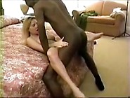 Pretty Blonde Cuckold Wife Begs For Black Cock