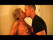 Horny Granny And Her Grandson