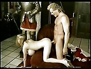 Horny King Is Drilling His Young Big-Tittied Woman Gently