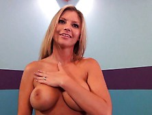 Anna Morna,  Britney Amber And Brianna Brooks Share Their Lust Fo