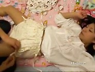 Abdl - Diapergirls Being Changed