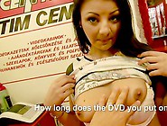Porn-Store Cashier Seduction