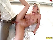 Horny Blonde Evita Pozzi Loves To Get Fucked Good