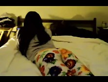 My Sister Fucking The Bed Watching A Guy On Skype 1. Avi