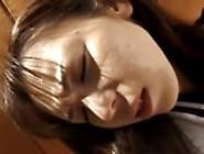 Smiling Japanese Tokyo Babe Enjoys Sex