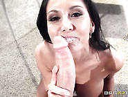 With Gigantic Boobs And Her Hard Dicked Bang Buddy Van Wylde Are