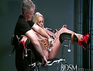 Bdsm Xxx Defiant Sub Gets Masters Wrath Before Squirting All Ove