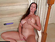 Old Mature Wife Solo Masturbation Sextoy In Pussy Finger In Ass