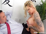 Brazzers - Busty Office Milf Gets Fucked By Big Dick In The Ass