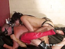 Scat Threesome (2)