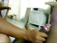 Desi Aunty Sanjana Sensual Handjob Free Porn Video
