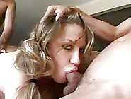 Blonde Butt Slut Likes To Get Double Fucked For Fun
