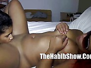 Dominican Lesbian Fucking While Gay Freind Watchs