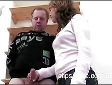 Angry Girl Orgasm Denial Handjob - Produced By Twawer