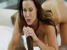 Blacked Babe Kendra Lust Loves Huge Cock