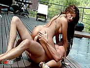 Perfect Spanish Pornstar Susi Gala Fucked Hard By The Pool