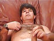 Allan - Uncut Irsihman Shows His Big Cock And Plentiful Cum