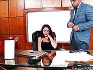 Gorgeous Red Haired Babe Monique Alexander Is Fucked By Johnny C