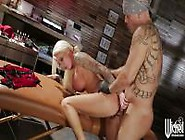 Sextonished Lolly Ink Gets Nailed In All Positions