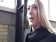 Don En Ad Laten Een Blonde Franse Tiener(18+) Afneuken