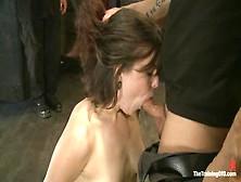 Juliette March Gets Boned By Bondage Master Derrick Pierce