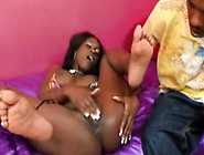 Ravishing Ebony Beauty With A Perfect Ass Sole Dior Loves Black