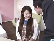Runa Ayase,  School Girl In Heats,  Enjoys Teacher┤S Cock