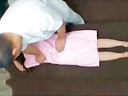 Medical Voyeur Massage For A Cute Asian Teenager