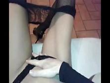 Step Sister Caught Masturbating Homemade Video