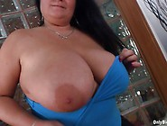 Cecille Titty Teasing
