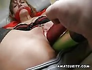 Tied,  Gagged,  Fist Fucked,  And Even More Thrills
