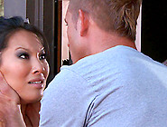 Stunning Asa Akira Goes Hardcore In A Sexy Love Story