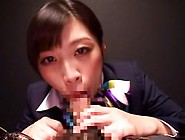 Swallowtheload - Flight Attendant Nippon Oral Creampie