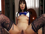 Japanese Slut Gets Her Pussy Finger Fucked On A Pov Cam