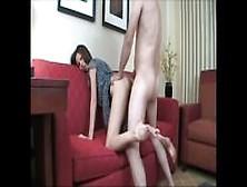 Skinny Milf Creampie
