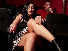 Impressive Porn Scenes With Audrey Bitoni