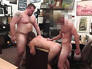 Trucker Gets Blowjob Gay Guy Finishes Up With Ass Fucking Ro