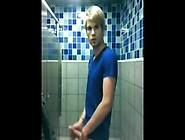 Bathroom Wank Wanna Watch