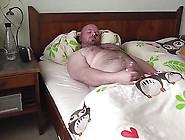 Homemade German Bear Solo Wanking