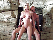 Top Rated Hardcore Sex Along Blonde With Staggering Pair Of Tits