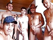 Amateur Orgy Full Of Sexy Men