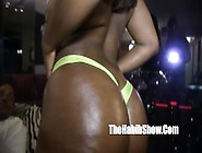 Sexy Thick Lady Queen Redboned Creo Fucked At Trap