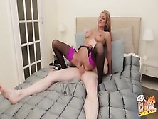 Tia Layne - Not Satisfied With Your Dick