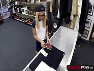 Sexy Blonde Chick Gets Her Pussy Fucked For Her Ring Video