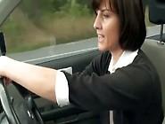 Horny Mom Stopped Car