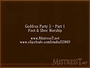 Goddess Party 5 - Part 1