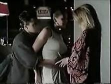 Chelsea Blue,  Janine,  And Vince Voyeur