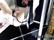 Ebony Gay Fist Fuck Explains Why His Booty Is Nicknamed The