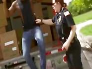 Antwan Busted Fascist Cops